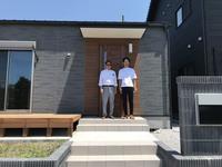 27坪の平屋が完成しましたのサムネイル